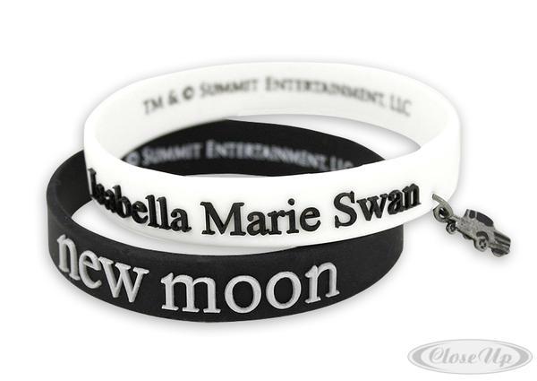 Gummiarmband Isabella Marie Swan